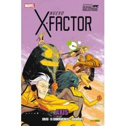 Nuevo X-Factor 10. Axis