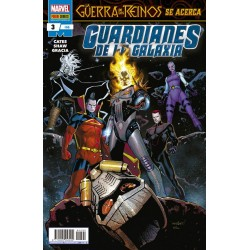 Guardianes de la Galaxia 66 Panini Comics Marvel