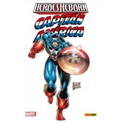 Heroes Reborn. Capitán América