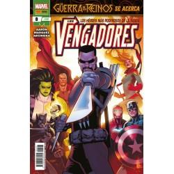 Vengadores 8 Panini Comics Marvel