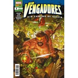 Los Vengadores. Sin Camino De Vuelta 3 Panini Comics Marvel