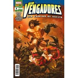 Los Vengadores. Sin Camino De Vuelta 4 Panini Comics Marvel