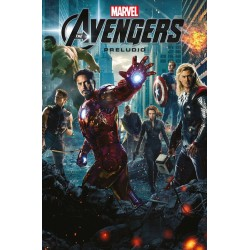 Marvel Cinematic Collection 2. The Avengers. Preludio