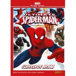 Marvel First Level 19. Ultimate Spiderman: Guerreros Araña