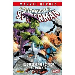 El Asombroso Spiderman. El Superhéroe Cósmico no Mutante (Marvel Héroes 95)