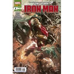 Tony Stark. Iron Man 5 / 104 Panini Comics