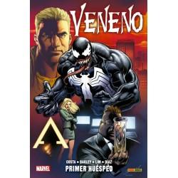 Veneno. Primer Huésped Panini Comics Marvel