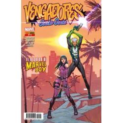 Los Vengadores Costa Oeste 4 Panini Comics Marvel
