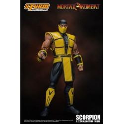 Figura Scorpion Mortal Kombat Storm Collectibles