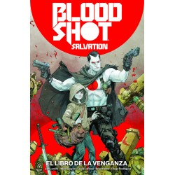 Bloodshot Salvation 1. El Libro de la Venganza