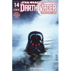 Star Wars. Darth Vader. Lord Oscuro 14 Planeta Cómic