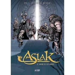 Aslak 3. El Hogar de los Héroes Cómic Yermo Ediciones Comprar