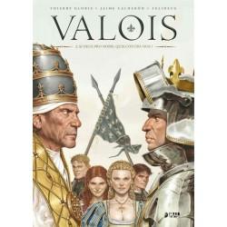 Valois 2. Di Deus Pro Nobis, Quis Contra Nos? Comic Yermo Ediciones
