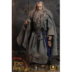 Figura Gandalf Escala 1/6 Asmus Toys Crown Series Señor de los Anillos