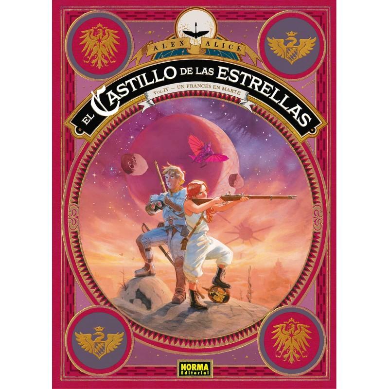 El Castillo de las Estrellas 4. Un francés en Marte