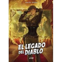 El Legado del Diablo Comic Yermo Ediciones
