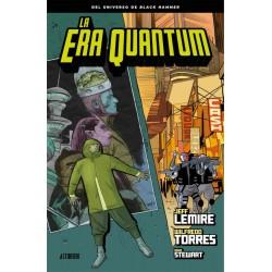 La Era Quantum Comic Astiberri