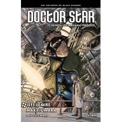 Doctor Star y el Reino de los Mañanas Perdidos Comic Astiberri
