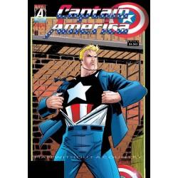 Capitán América. Hombre Sin Patria (100% Marvel HC)