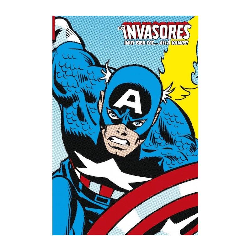 Los Invasores (Marvel Limited Edition)