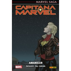 Capitana Marvel 2. Amanecer (Marvel Saga 85)
