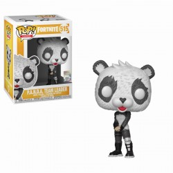 Panda Team Leader Fortnite POP Funko Comprar