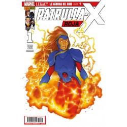 La Patrulla X Roja (Colección Completa) Panini Comics Marvel