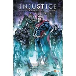 Injustice. Año Cuatro. Integral