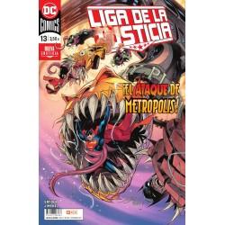 Liga de la Justicia 91 / 13
