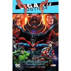 Liga de la Justicia 10. La Guerra de Darkseid. Segundo Asalto