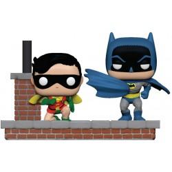Funko POP Batman y Robin Movie Moments Figuras