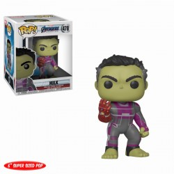 Hulk Oversized Vengadores Endgame POP Funko 478