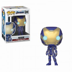 Rescue Vengadores Endgame POP Funko 479