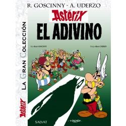 Astérix 19. El Adivino (La Gran Colección) Salvat