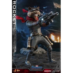 Figura Hot Toys Rocket Avengers Endgame