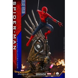 Hot Toys Spiderman Homecoming Deluxe Figura Comprar
