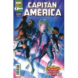 Capitán América 7 / 106 Panini Comics