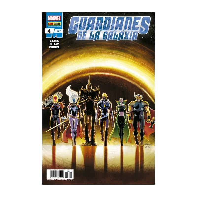 Guardianes de la Galaxia 67 Panini Comics Marvel
