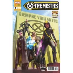 La Era de Hombre-X. X-Tremistas 1