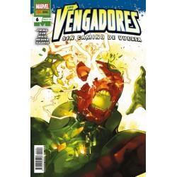 Los Vengadores. Sin Camino De Vuelta 6 Panini Comics Marvel
