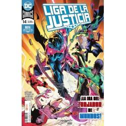 Liga de la Justicia 92 / 14
