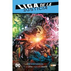 Liga de la Justicia 3. Intemporales