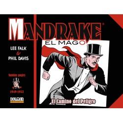 Mandrake El Mago 1949-1953 Comprar Dolmen Editorial