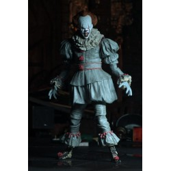 Ultimate Pennywise Dancing Clown Pennywise It Neca
