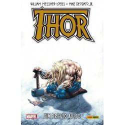 Thor. Sin Previo Aviso (100% Marvel HC)