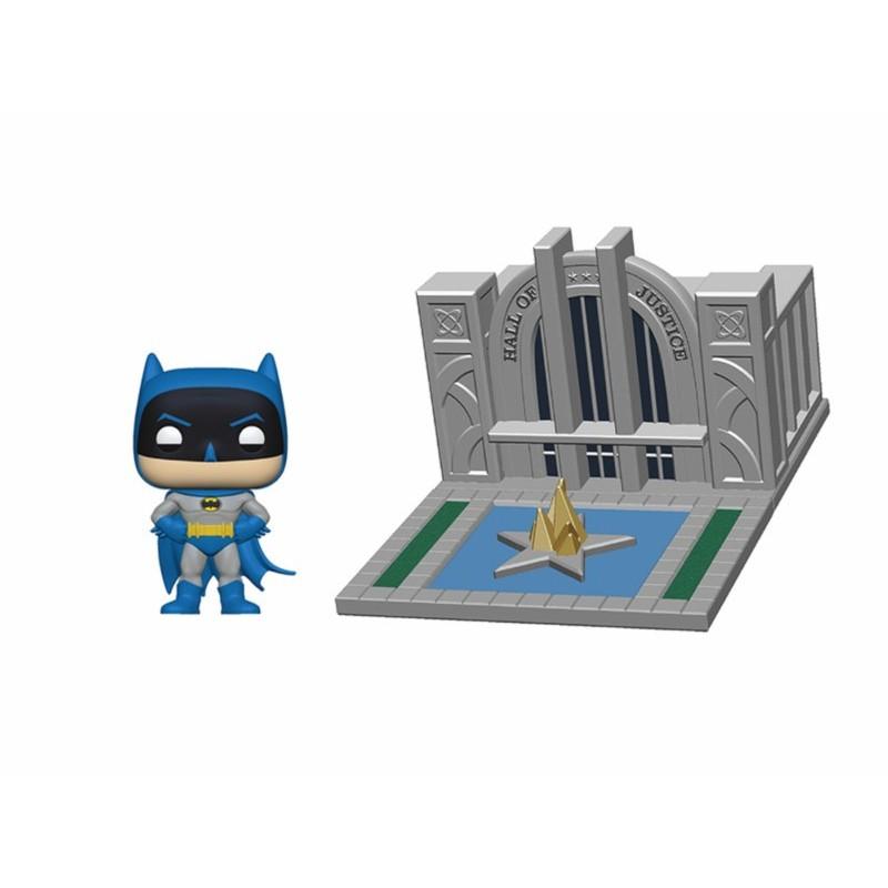 Batman 80 Aniversario Salón de la Justicia POP Funko
