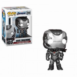 War Machine Vengadores Endgame POP Funko 458