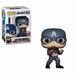 Capitán América LE Vengadores Endgame POP Funko 464