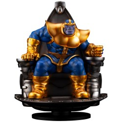 Estatua Thanos Trono Espacial Escala 1:6 Kotobukiya Comprar Marvel Comics
