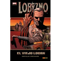 Lobezno. El Viejo Logan (Marvel Deluxe)
